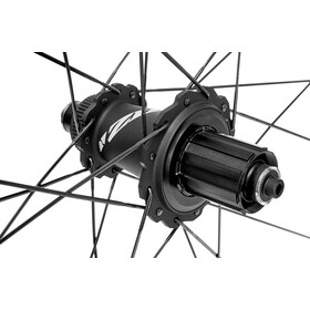 Zipp 454 NSW Disc Ruota posteriore Carbon Clincher Centerlock SRAM/Shimano, nero/bianco